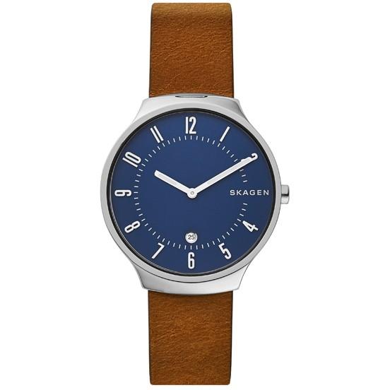 【送料無料】SKAGEN(スカーゲン) SKW6457 グレーネン [クォーツ腕時計(メンズ)] 【並行輸入品】