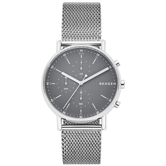 【送料無料】SKAGEN(スカーゲン) SKW6464 シグネチャー [クォーツ腕時計(メンズ)] 【並行輸入品】