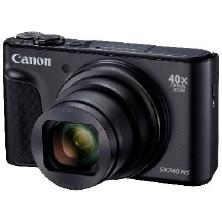 CANON PowerShot SX740 HS ブラック [コンパクトデジタルカメラ(2030万画素)]