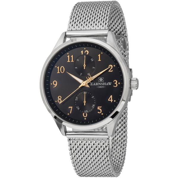 【送料無料】EARNSHAW ES-8079-11 ARMAGH [クォーツ腕時計(メンズ)]