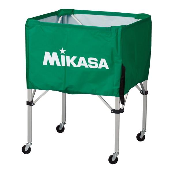 【送料無料】MIKASA BC-SP-S R [ボールカゴ3点セット レッド]