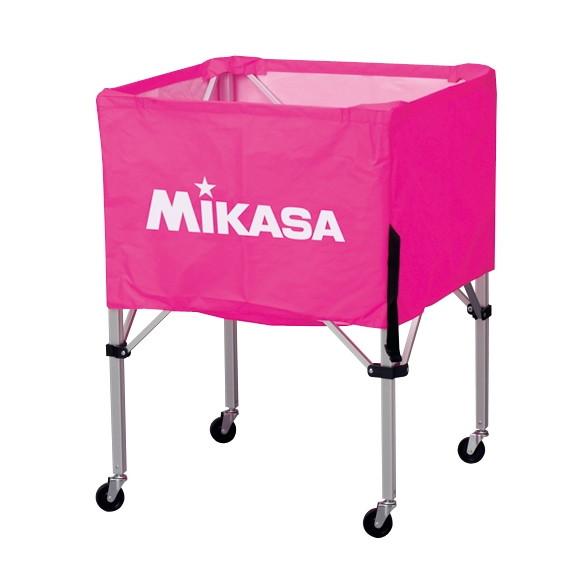 【送料無料】MIKASA BC-SP-SS P [ボールカゴ3点セット ピンク]