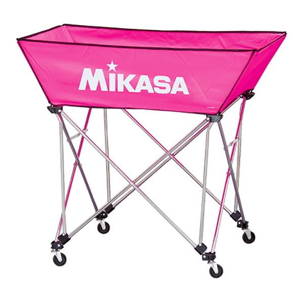 【送料無料】MIKASA BC-SP-WM P [ボールカゴ3点セット ピンク]
