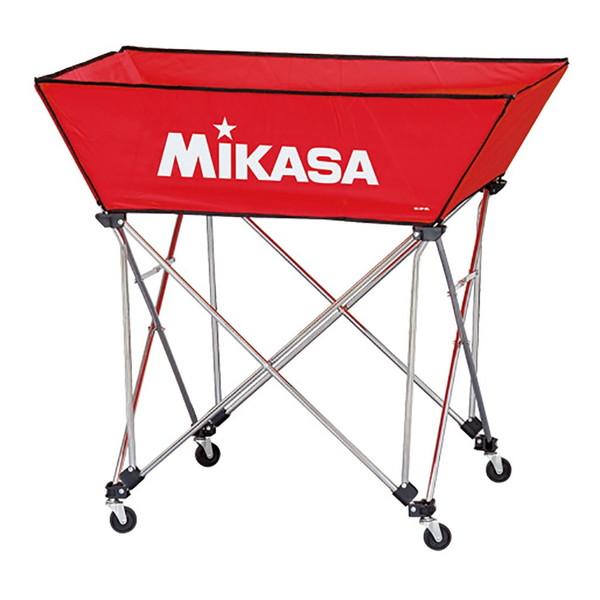 超人気の 【送料無料 レッド]】MIKASA BC-SP-WM R R BC-SP-WM [ボールカゴ3点セット レッド], おやすみeマート:577bdce6 --- business.personalco5.dominiotemporario.com