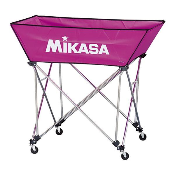 【送料無料】MIKASA BC-SP-WL V [ボールカゴ3点セット バイオレット]