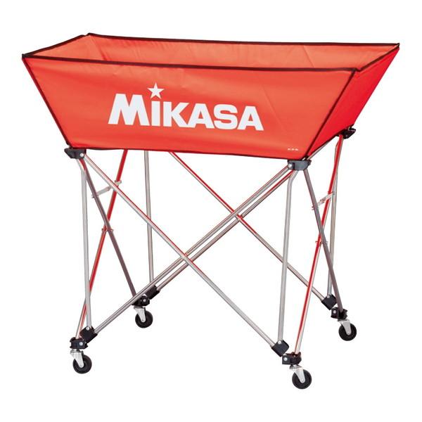 【送料無料】MIKASA BC-SP-WL Y [ボールカゴ3点セット イエロー]
