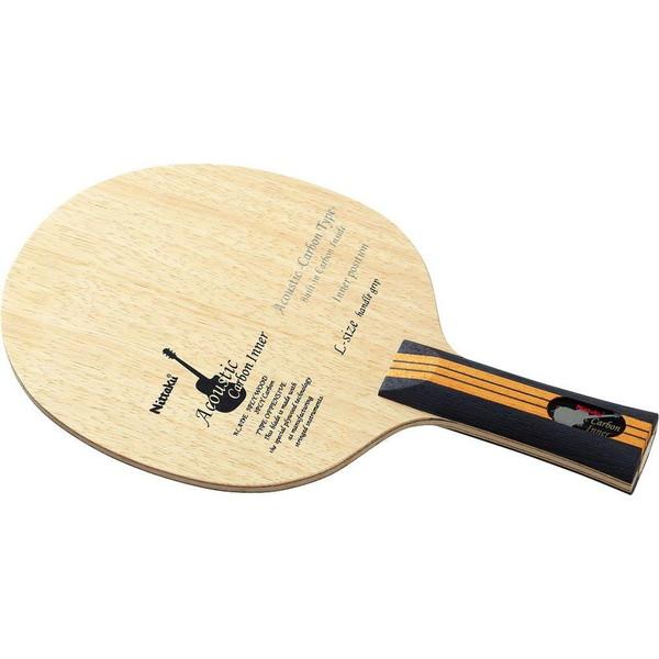 【送料無料】Nittaku アコースティックCBインナー LGFL ラケット LGFL [卓球 ラケット [卓球 シェークハンド], 開運印房:6abf6d58 --- pricklybaymarina.com