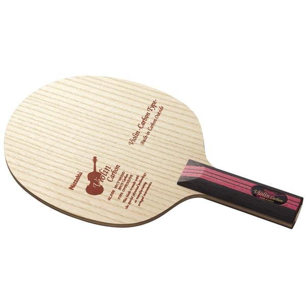 卓球 ラケット シェークハンド ニッタク(Nittaku) バイオリンカーボン ST 弦楽器シリーズ FEカーボン