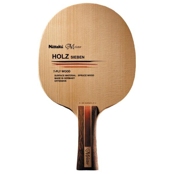 【送料無料】Nittaku ホルツシーベン 3DFL [卓球 3DFL ラケット [卓球 ラケット シェークハンド], 牧丘町:57bc83f5 --- sunward.msk.ru