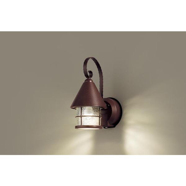 【送料無料】PANASONIC LGWC85044AK [LEDポーチライト(電球色) 防雨型 センサ機能]