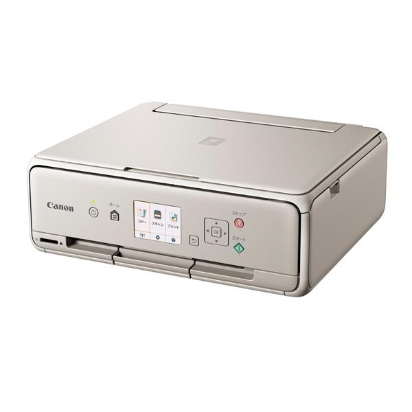 【送料無料】CANON TS5030S GY グレー PIXUS(ピクサス) [A4カラーインクジェットプリンター (スキャナ/無線LAN対応)]