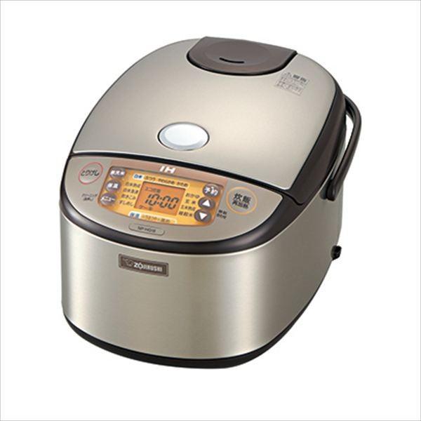 【送料無料】象印 NP-HG18-XA ステンレス 極め炊き [IH炊飯器 (1升炊き)]