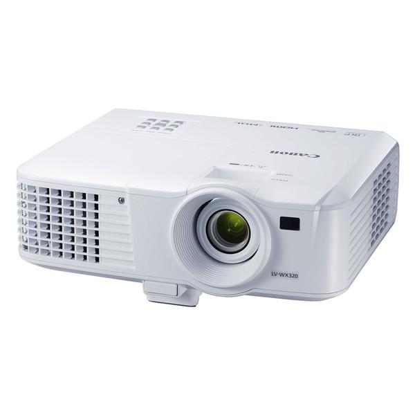 【送料無料】CANON LV-WX320 (J) [パワープロジェクター(3200lm)]