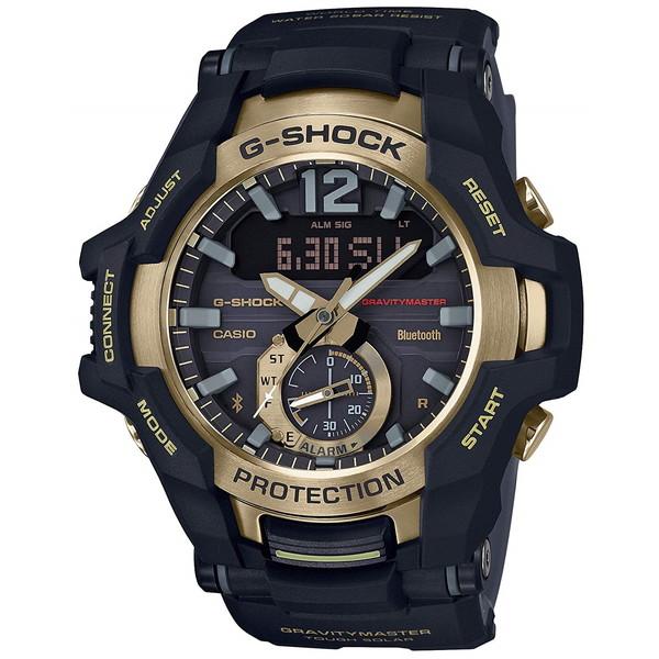 【送料無料】CASIO(カシオ) GR-B100GB-1AJF G-SHOCK マスター オブ G グラビティマスター [ソーラー充電式腕時計(メンズ)]