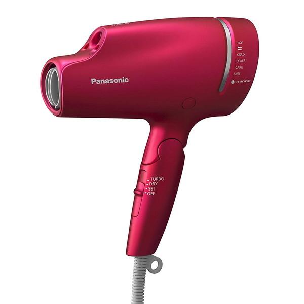 パナソニック ドライヤー ナノケア EH-NA9A-RP ルージュピンク PANASONIC ナノイー 髪質改善 まとまる 速乾 スカルプ 贈り物におすすめ EH-NA99の後継品 EHNA9A