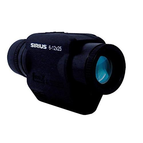 Sirius ズーム防振スコープ シリウス6-12x25 AIS-1-6-12x25 [ズーム防振スコープ] メーカー直送