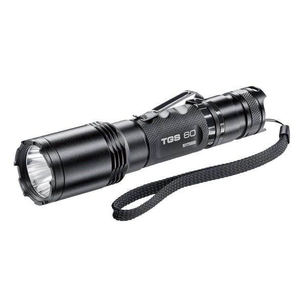 【送料無料】Walther ワルサーTGS60 WAL37109 [フラッシュライト]【同梱配送不可】【代引き不可】【沖縄・離島配送不可】