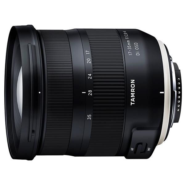 【送料無料】TAMRON 17-35mm F/2.8-4 Di OSD (Model A037) [ニコン用] [交換レンズ(ニコンFマウント)]