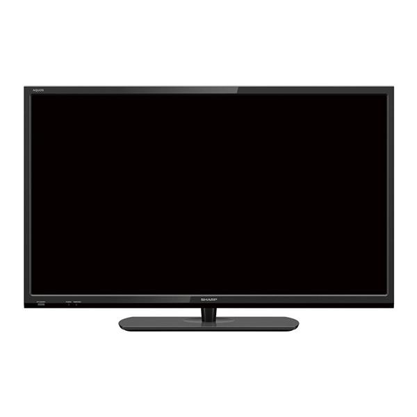 直下型LEDバックライト搭載で、鮮やかな色、明るくクリアな映像を再現。音声「くっきり」ボタン搭載で人の声や会話などを聞き取りやすい。 SHARP 2T-C32AE1 ブラック AQUOS [32V型 地上・BS・110度CSデジタルハイビジョン LED液晶テレビ]