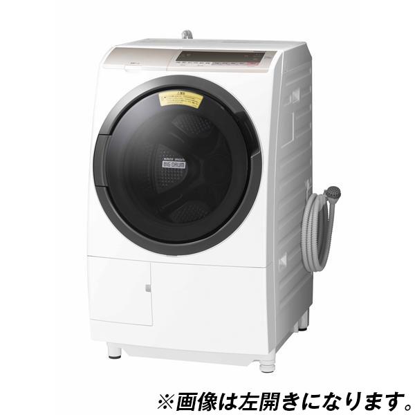 【送料無料】日立 BD-SV110CR シャンパン ビッグドラム [ななめ型ドラム式洗濯乾燥機 (11kg) 右開き]