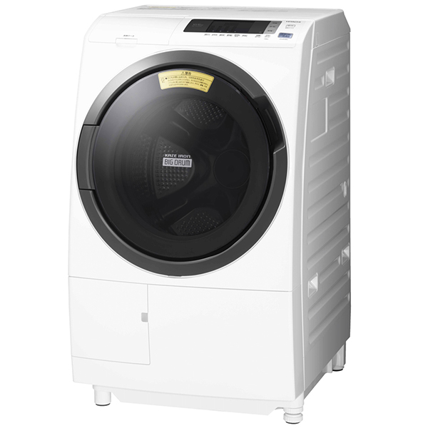 【送料無料】日立 BD-SG100CL ホワイト ビッグドラム [ななめ型ドラム式洗濯乾燥機 (10kg) 左開き] 【代引き・後払い決済不可】【離島配送不可】