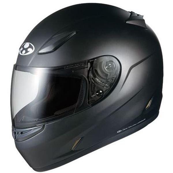 【送料無料】OGK KABUTO FF-R3 フラットブラック L [フルフェイス ヘルメット]