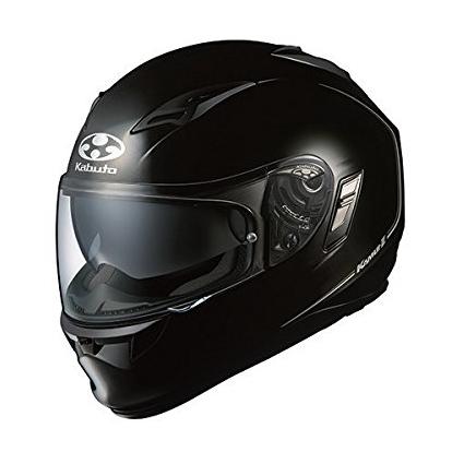 【送料無料】OGK KABUTO KAMUI2 ブラックメタリック XL [バイク用 フルフェイスヘルメット]
