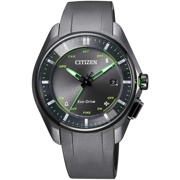 CITIZEN(シチズン) BZ4005-03E Bluetooth [エコ・ドライブ電波時計(ユニセックス)] 父の日2019音楽・ファッション