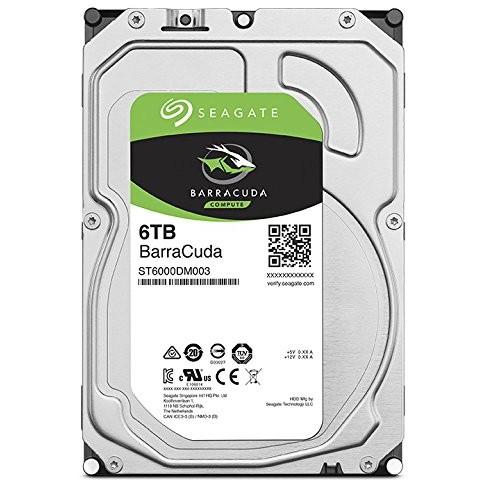 【送料無料】Seagate ST6000DM003 [3.5インチ内臓HDD(6TB)]