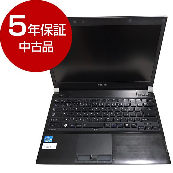 【送料無料】【 中古品 5年間保証付き 】 東芝 dynabook R731/C [ノートパソコン Corei5 2520M 13.3型 SSD240GB 4GBメモリ Wi-Fi WPS office] 【アウトレット】