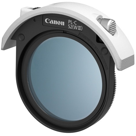 CANON PL-C52(WIII) [ドロップイン円偏光フィルター]