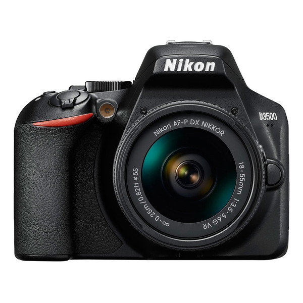 Nikon D3500 18-55 VR レンズキット [デジタル一眼レフカメラ(2416万画素)]