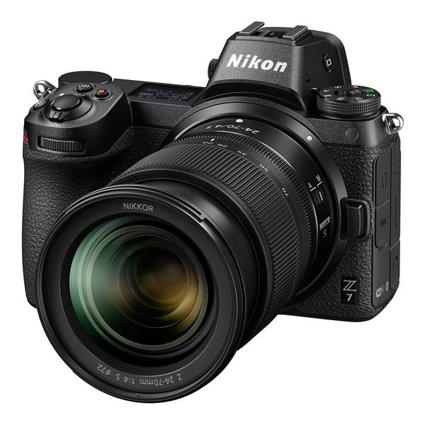 Nikon Z7 24-70 レンズキット [ミラーレス一眼カメラ(4575万画素)]
