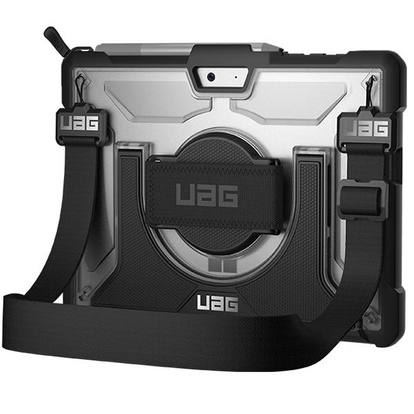 【送料無料】URBAN ARMOR GEAR UAG-SFGOHSS-IC アイス [タブレットケース (Surface Go用Plasmaケース)]