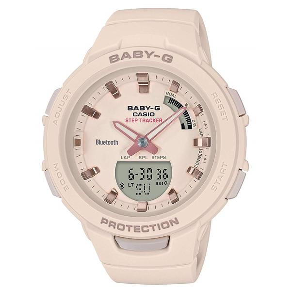 【送料無料 Baby-G】CASIO(カシオ) BSA-B100-4A1JF BSA-B100-4A1JF Baby-G ジー・スクワッド [クォーツ腕時計(レディースウオッチ)], MamaとBabyの専門店*ベビーオグ*:665948cf --- sunward.msk.ru