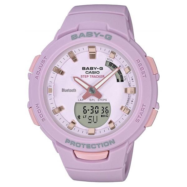 【送料無料】CASIO(カシオ) BSA-B100-4A2JF Baby-G ジー・スクワッド [クォーツ腕時計(レディースウオッチ)]