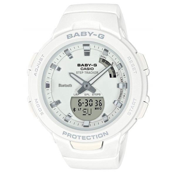 【送料無料】CASIO(カシオ) BSA-B100-7AJF Baby-G ジー・スクワッド [クォーツ腕時計(レディースウオッチ)]