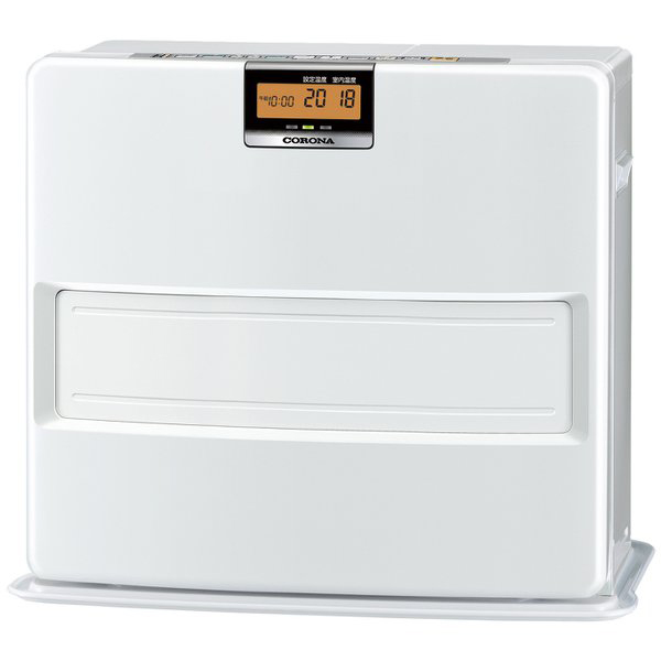 【送料無料】コロナ FH-VX7318BY-W パールホワイト [石油ファンヒーター(木造19畳/コンクリート26畳まで)]