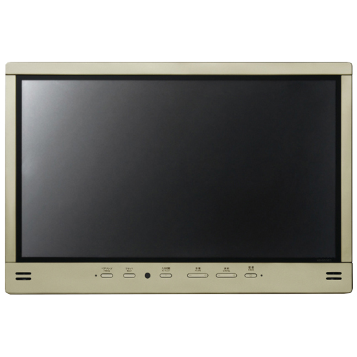 TWINBIRD VB-BS329G  シャンパンゴールド [32V型浴室テレビ (地上・BS・110度CS対応)双方向Bluetooh搭載]
