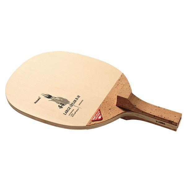 【送料無料】Nittaku ラージスピア R-H [卓球 ラケット ペンホルダー]