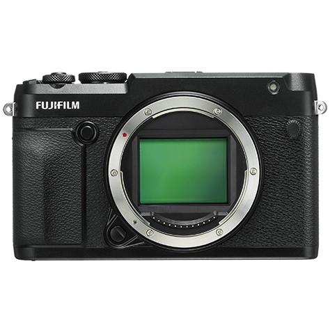 【送料無料】富士フィルム GFX 50R ボディ ブラック [デジタルミラーレス一眼カメラ(5140万画素)]