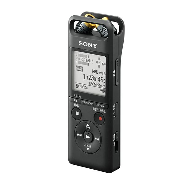 【送料無料】SONY PCM-A10 [リニアPCMレコーダー /Bluetooth対応 /16GB /ハイレゾ対応]