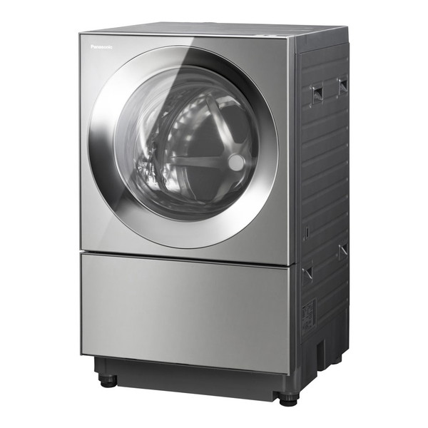【送料無料】PANASONIC NA-VG2300L プレミアムステンレス Cuble [ななめ型ドラム式洗濯乾燥機 (10.0kg) 左開き]