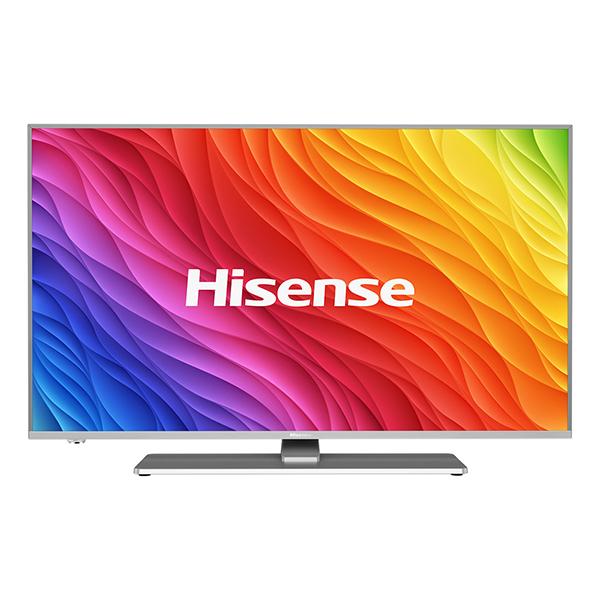 【送料無料】Hisense ハイセンス 43A6500 [43V型 地上・BS・CSデジタル 4K対応 液晶テレビ] 4kテレビ 43インチ NETFLIX YouTube TSUTAYA ダブルチューナー 裏録 外付けHDD 録画機能 HDMI対応 壁掛け対応 モニター ディスプレイ 会議室 寝室 リビング メーカー保証