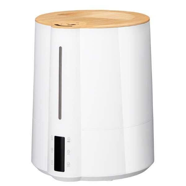 【送料無料】スリーアップ株式会社 HB-T1826WH ホワイト Grand Mist(グランドミスト) [ハイブリッド式加湿器 (~14畳)]