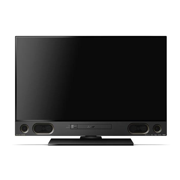業界初新4K衛星放送チューナーと Ultra HD ブルーレイを内蔵。さまざまな4Kコンテンツがこれ1台で楽しめる4K録画テレビ、誕生。 MITSUBISHI LCD-A40RA1000 ブラック REAL RA1000 [40V型 地上・BS・CSデジタル 4K内蔵 液晶テレビ]