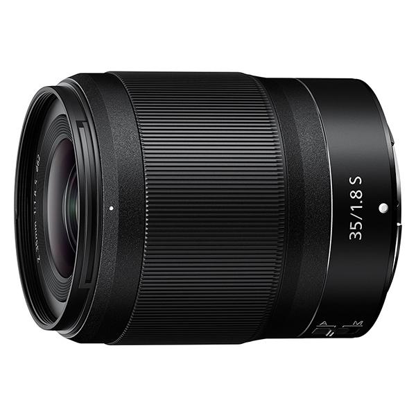 【送料無料】Nikon NIKKOR Z 35mm f/1.8 S [単焦点レンズ(ニコンZマウント系)]