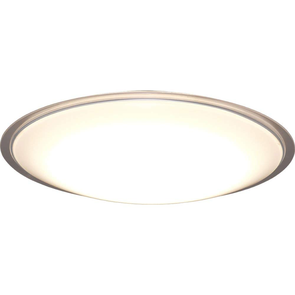 アイリスオーヤマ CL14DL-5.1CF ECOHiLUX [LEDシーリングライト (~14畳/調色・調光) リモコン付き サークルタイプ]