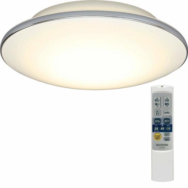 【送料無料】アイリスオーヤマ CL12DL-5.1M ECOHiLUX [LEDシーリングライト (~12畳/調色・調光) リモコン付き]