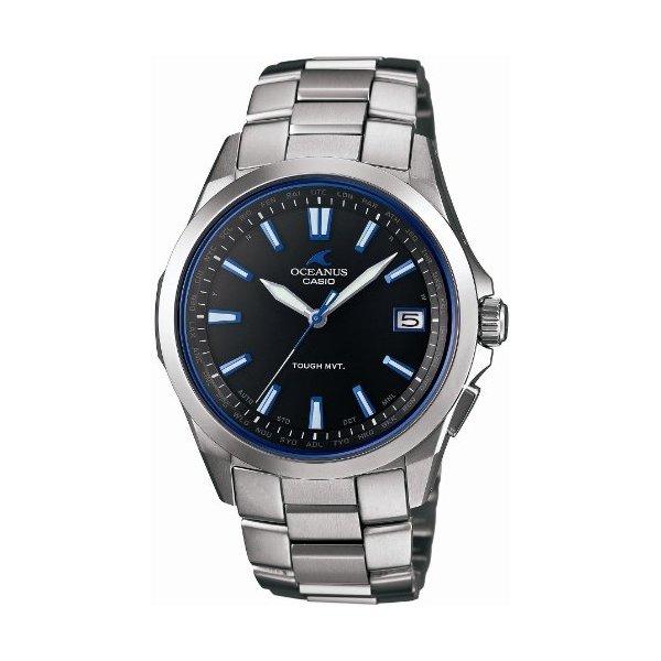 CASIO OCW-S100-1AJF OCEANUS(オシアナス) [ソーラー電波腕時計(メンズウオッチ)]